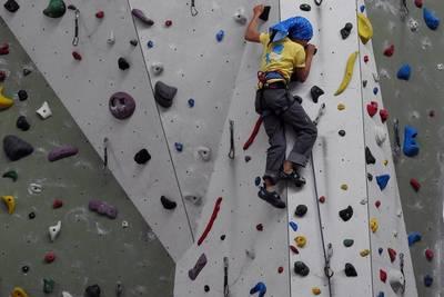 Normal klettern bouldern