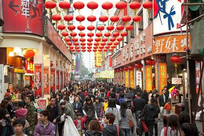 12 aktuelle Online-Kurse über China