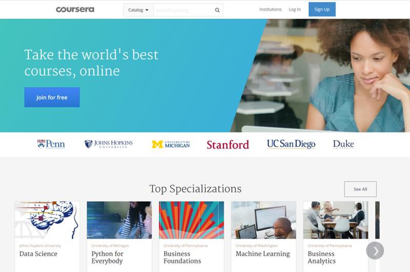 Coursera: Größte globale MOOC-Plattform und hunderttausende Lernende aus Deutschland
